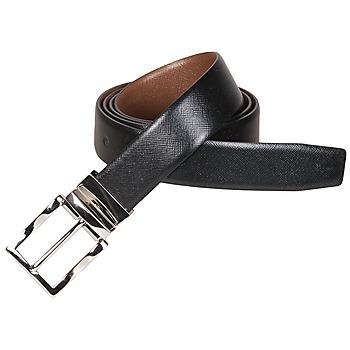 Clothes accessories Men Belts André VOLTA Black