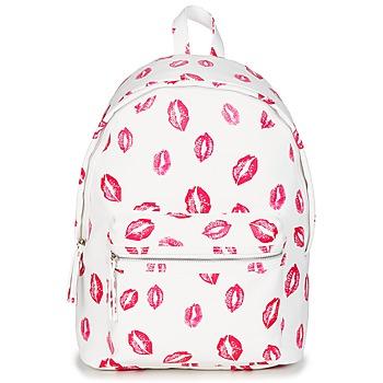 Bags Women Rucksacks André KISS White