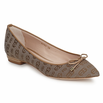 Shoes Women Flat shoes Alberto Gozzi TINA TESSY Brown