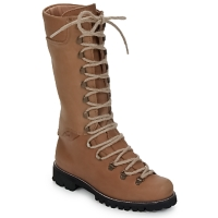 Shoes Women Mid boots Swamp STIVALE LACCI Brown / Clear