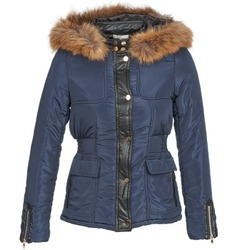Clothing Women Duffel coats Betty London BAMBOU MARINE