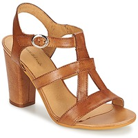 Shoes Women Sandals Casual Attitude OLILA Brown