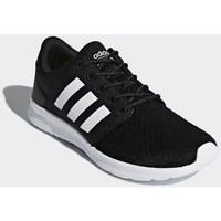 Shoes Women Low top trainers adidas Originals Cloudfoam QT Racer White-Black
