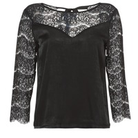 Clothing Women Tops / Blouses Betty London JYRIAM Black