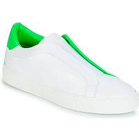 Shoes Women Low top trainers KLOM KISS White / Green