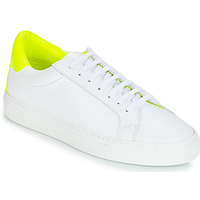 Shoes Women Low top trainers KLOM KEEP White / Yellow