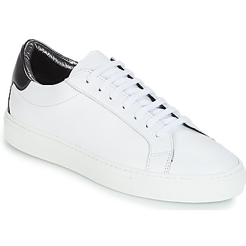 Shoes Women Low top trainers KLOM KEEP White / Silver