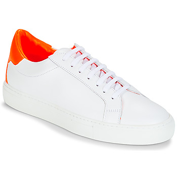 Shoes Women Low top trainers KLOM KEEP White / Orange