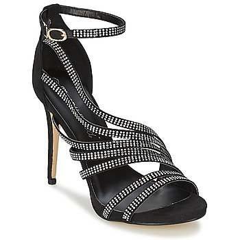 Shoes Women Sandals Moony Mood FARAGI Black