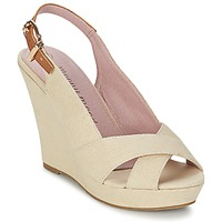 Shoes Women Sandals Moony Mood OKALM Beige
