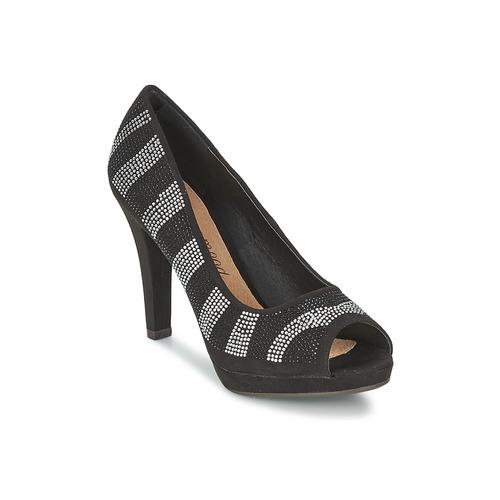 Shoes Women Heels Moony Mood RESERVI Black