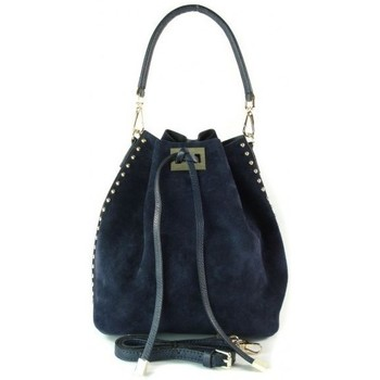 Bags Women Shoulder bags Vera Pelle MK46BS Black