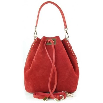 Bags Women Shoulder bags Vera Pelle MK46R Red