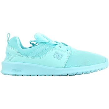 Shoes Women Low top trainers DC Shoes DC Heathrow ADJS700021-MNT green