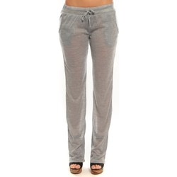 Clothing Women Tracksuit bottoms By La Vitrine Pantalon  BLV02 Gris Grey