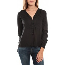 Clothing Women Shirts Vero Moda Horse LS Top 836819 Noir Black