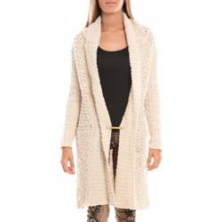 Clothing Women Jackets By La Vitrine Veste Julie 33001 Blanc White