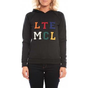 Clothing Women sweaters Little Marcel Sweat SOFTY H13IBF175 Noir Black
