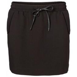 Clothing Women Skirts Vero Moda WP - Snow Mini Skirt 10107166 Black