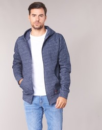 Clothing Men sweaters Yurban JIPHINE Blue