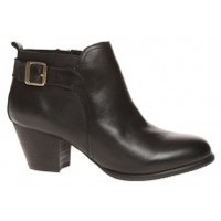 Shoes Women Ankle boots Ilario Ferucci Bottines Clarabel Noir Black