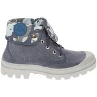 Shoes Women Mid boots Cassis Côte d'Azur Baskets Genorine Bleu Blue