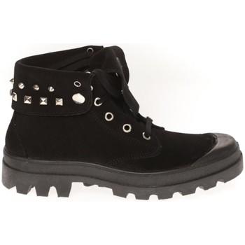 Shoes Women Hi top trainers Cassis Côte d'Azur Baskets Ginara Noir Black