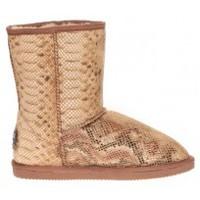 Shoes Women Ankle boots Ilario Ferucci Bottines Elita Marron Brown