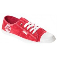 Shoes Women Low top trainers Cassis Côte d'Azur Baskets Vika Rouge Red