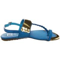 Shoes Women Sandals Cassis Côte d'Azur Sandales Fiduz Bleu Blue