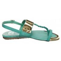 Shoes Women Flip flops Cassis Côte d'Azur Tongs Fiduz Vert Green