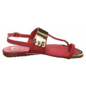 Shoes Women Flip flops Cassis Côte d'Azur Sandales Fiduz Rouge Red