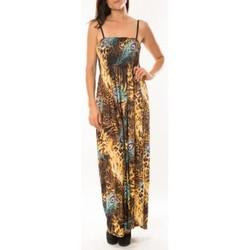 Clothing Women Dresses By La Vitrine Robe Huamei F723 Bleu Blue