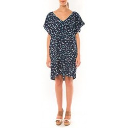 Clothing Women Dresses Dress Code Robe It Hippie K536-1 Bleu/Blanc Blue