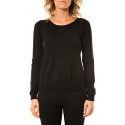 Clothing Women Jumpers Vero Moda Glory Eve LS Zipper Blouse 10114841 Noir Black
