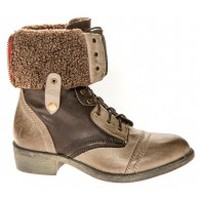 Shoes Women Ankle boots Cassis Côte d'Azur Bottines Arabella Taupe Brown