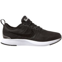 Shoes Children Low top trainers Nike Dualtone Racer GS Black