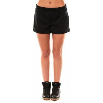 Clothing Women Shorts / Bermudas Coquelicot Short CQTW14617 Noir Black