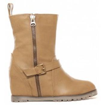 Shoes Women Ankle boots Cassis Côte d'Azur Bottines Aislinn Beige Beige