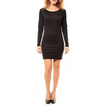 Clothing Women Tunics Coquelicot Tunique CQTW14209 Noir Black