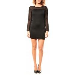 Clothing Women Tunics Coquelicot Tunique CQTW14223 Noir Black