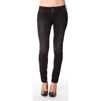 Clothing Women slim jeans Meltin'pot Jeans Maryon D1489-UK010 Black