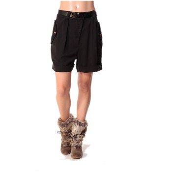 Clothing Women Shorts / Bermudas Sack's Short Dean 21115542 Noir Black