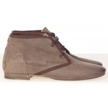 Shoes Women Ankle boots Koah Bottines Burn Taupe Brown