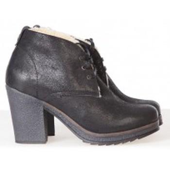 Shoes Women Shoe boots Koah Low Boots BESS Noires Black