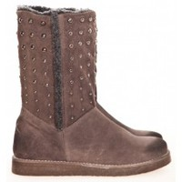 Shoes Women Mid boots Meline Boots NL 80  Marron Brown