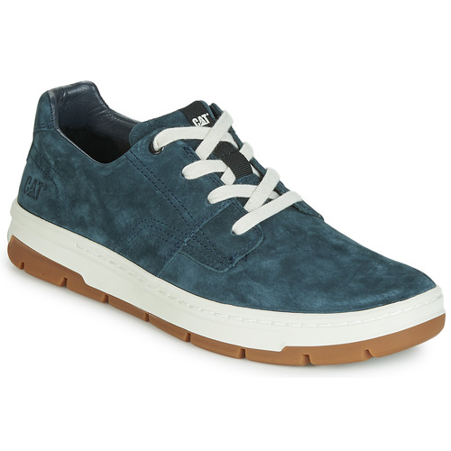 Shoes Men Low top trainers Caterpillar RIALTO Blue