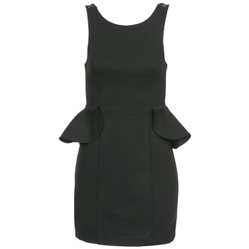 Clothing Women Short Dresses BCBGeneration HURNA Black