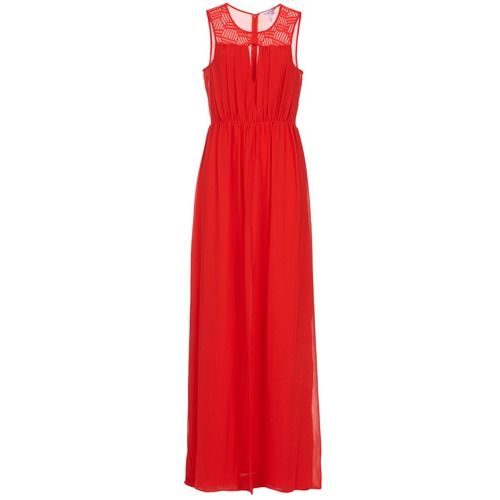 Clothing Women Long Dresses BCBGeneration LONU Red