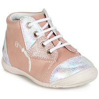 Shoes Girl Hi top trainers GBB VERONA Pink